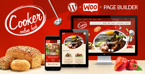 Herd - Responsive Online Restaurant, Cafe Bar