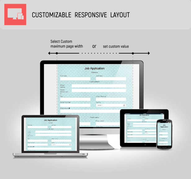 Anpassbares responsives Layout