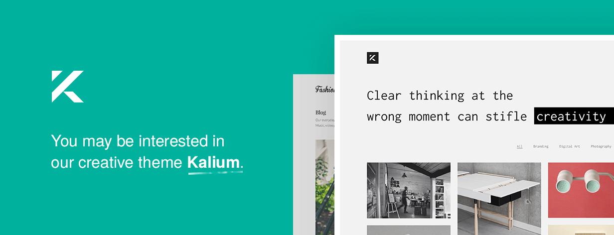 Kalium - Kreatives Thema für Profis