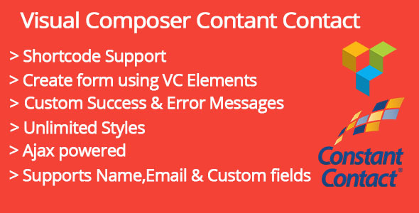 Visual Composer Constant-Kontakt-Addon
