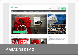 Trizzy - Mehrzweck WooCommerce WordPress Layout