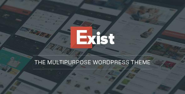 Existieren Sie Mehrzweck WordPress Vorlage