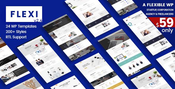 Flexi WP | Flexibles WordPress-Theme