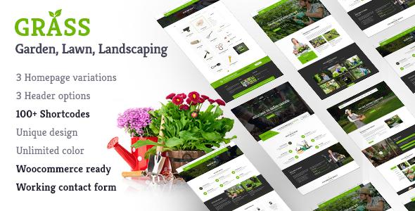 Gras - Ein Thema für Garten- und Landschaftsbau