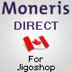 Moneris Direct CA Gateway für Jigoshop