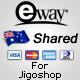 eWAY AU Shared Gateway für Jigoshop
