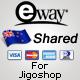 eWAY NZ Shared Gateway für Jigoshop