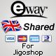 eWAY UK Shared Gateway für Jigoshop