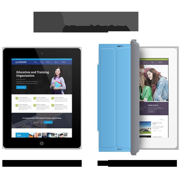 Universität - Bildung, Veranstaltung und Kurs Vorlage
