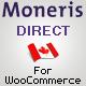 Moneris Direct CA Gateway für WooCommerce
