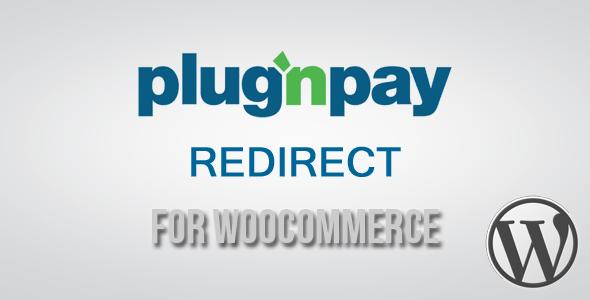 Plug'n Pay Redirect Gateway für WooCommerce