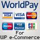 WorldPay Gateway für WP E-Commerce