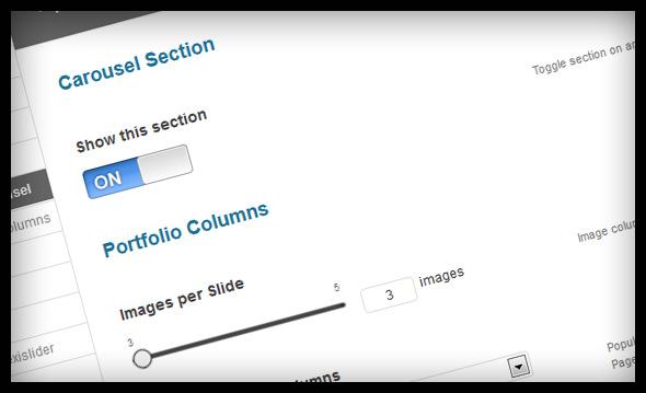 Admin-Bildschirmfoto