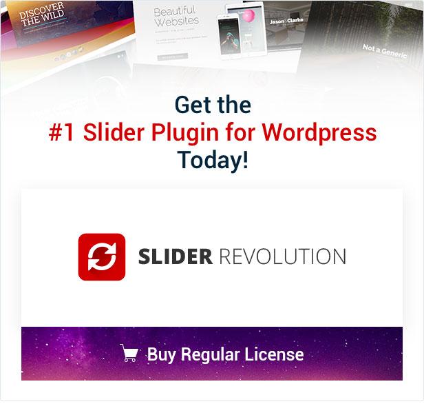 Slider Revolution Jetzt kaufen