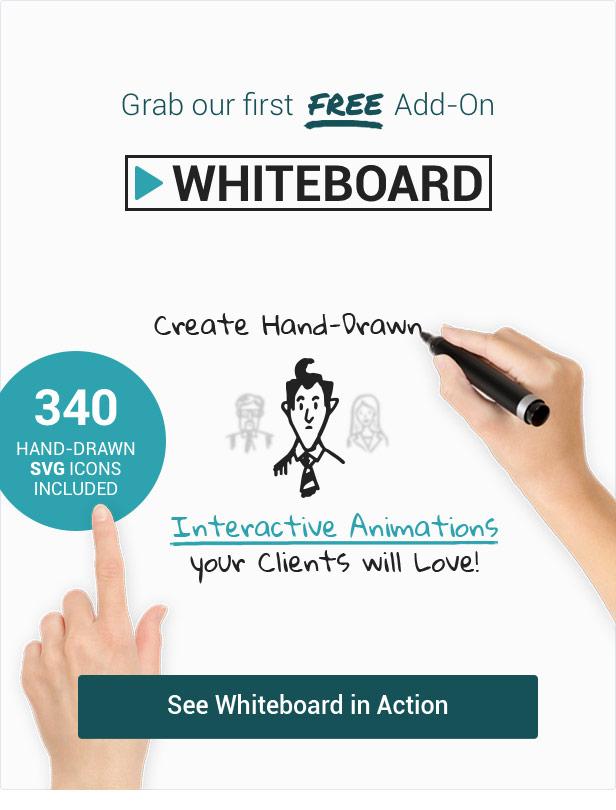 Whiteboard-Zusatz