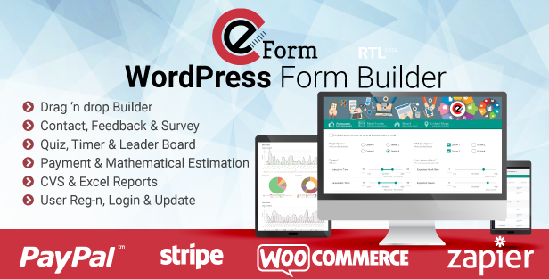 Kaufen Sie eForm - WordPress Form Builder