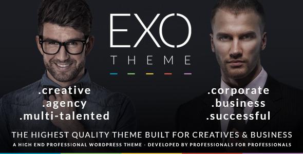 EXO | Kreatives und unternehmensspezifisches Thema