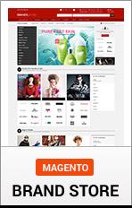 "Magento Brand Store ""title ="" Magento Brand Store"