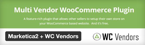 Marketica - eCommerce und Marktplatz - WooCommerce WordPress Vorlage