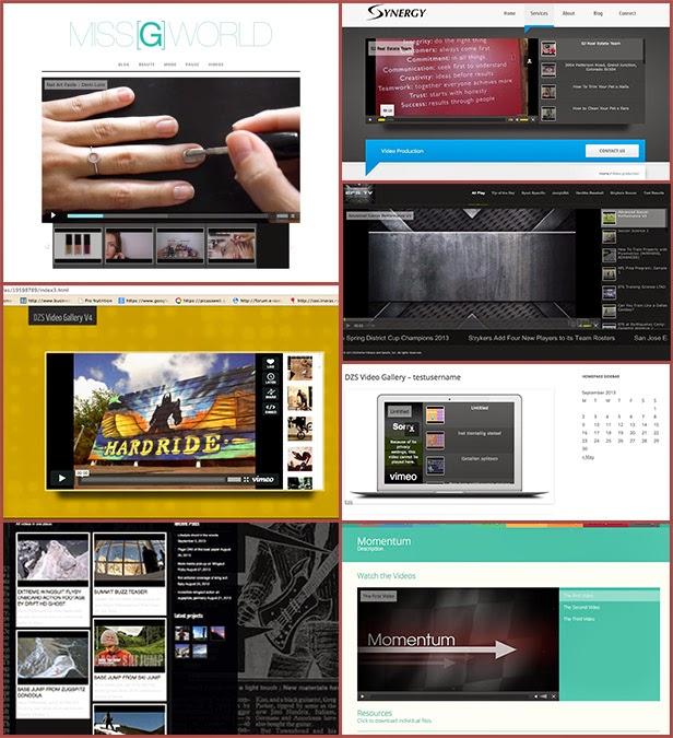 Video Player mit Wiedergabeliste - Cornerstone WP AddOn / w WooCommerce - 9