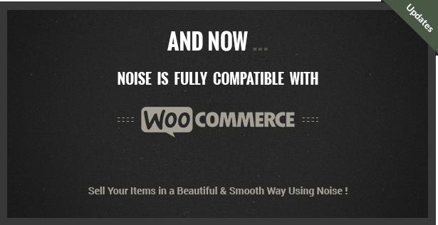 Lärm WooCommerce Unterstützung