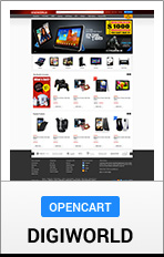 "OpenCart DigiWorld ""title ="" OpenCart DigiWorld"