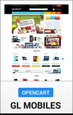 "OpenCart GLMobiles ""title ="" OpenCart GLMobiles"