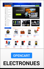 OpenCart Electronues