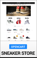 "Opencart Sneaker ""title ="" Opencart Sneaker"