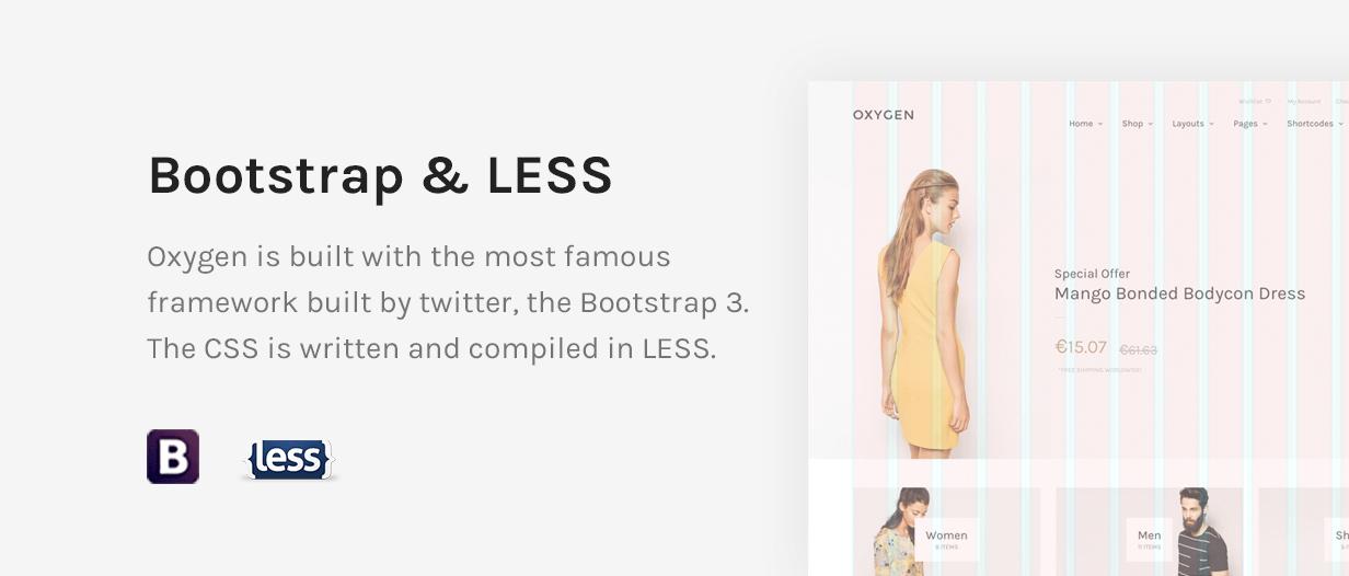 Bootstrap & weniger