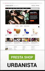 "PrestaShop Urbanista ""title ="" PrestaShop Urbanista"