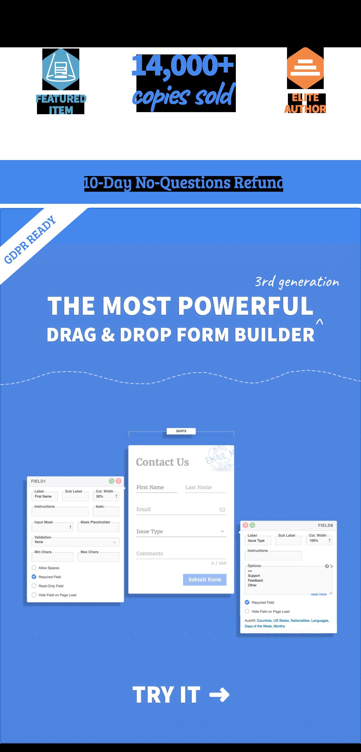 FormCraft - Premium WordPress Formular-Generator