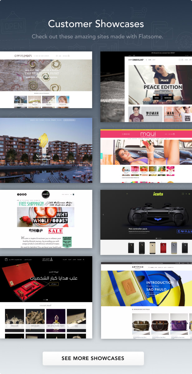 Flatsome | Mehrzweck-Responsive WooCommerce Layout