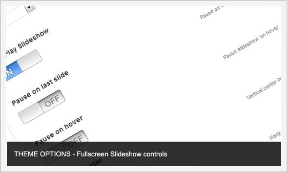 Responsive Fullscreen Studio für WordPress