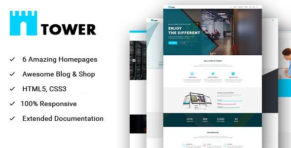 Furion - Creative Blog & Portfolio WordPress-Template