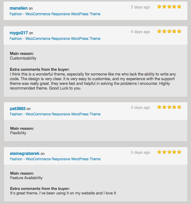 Mode - WooCommerce Responsives WordPress Template