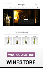 "WooCommerce WineStore ""title ="" WooCommerce WineStore"