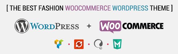 VG Griechisch - Mode WooCommerce WordPress Template