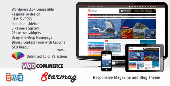 StarMag - Nachrichten & Magazine Thema