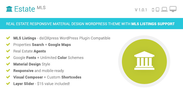 Pinty - Pins Responsive Material Design WP Template - 17