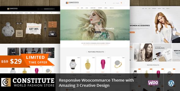 Stellvertreter - WooCommerce Responsive Vorlage