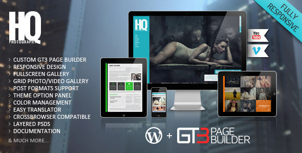 Responsive WP Layout