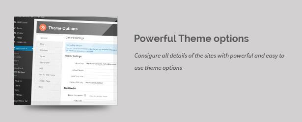 Solaris - Responsives WordPress Magazin Template