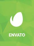 Envato Social Logo für Jewel Vorlage