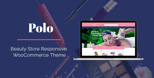 Polo - Schönheitsladen WooCommerce WordPress Template