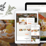 Königliches Ereignis | Event-Planer & Catering Company WordPress Layout