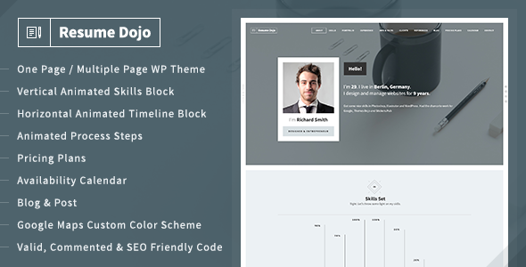 Pinty - Pins Responsive Material Design WP Template - 10