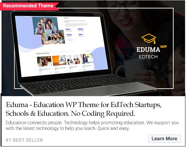 eCommerce WordPress Template - adot