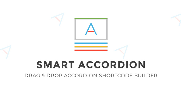 Intelligentes Akkordeon - Drag & Drop Akkordeon Builder