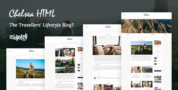 Chelsea HTML - Der Lifestyle-Blog der Reisenden